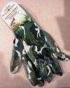 Перчатки садовые Милитари L